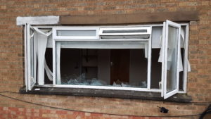 Travellers cause a significant amount of damage to buildings